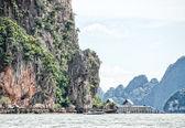 James Bond Island, Thailand — Stock Photo
