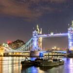 Tower Bridge,  London — Stock Photo #78707608