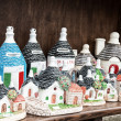 Постер, плакат: Typical souvenirs of Apulia Italy