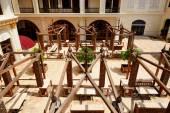 ANTALYA, TURKEY - MAY 23: The Mardan Palace  luxury hotel is con — Stock Photo