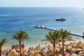 SHARM EL SHEIKH, EGYPT -  NOVEMBER 30: The tourists are on vacat — Stock Photo