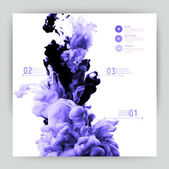 Vector abstract cloud. — Vetorial Stock