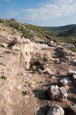 Ruins in Susita national park — Stock Photo