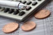 金融の背景 — ストック写真