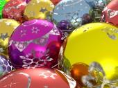 Fir balls — Stock Photo