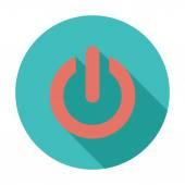 Start icon. — Stock Vector