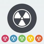 放射能 — ストックベクタ