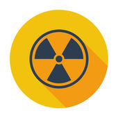 Radioactivity — Stock Vector