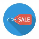 Sale Label icon. — Stock Vector