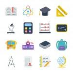 Education icon — Stock Vector #79312362