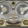 Old Tube Reel to Reel Tape Recorder 02 — Stock Video #74585947