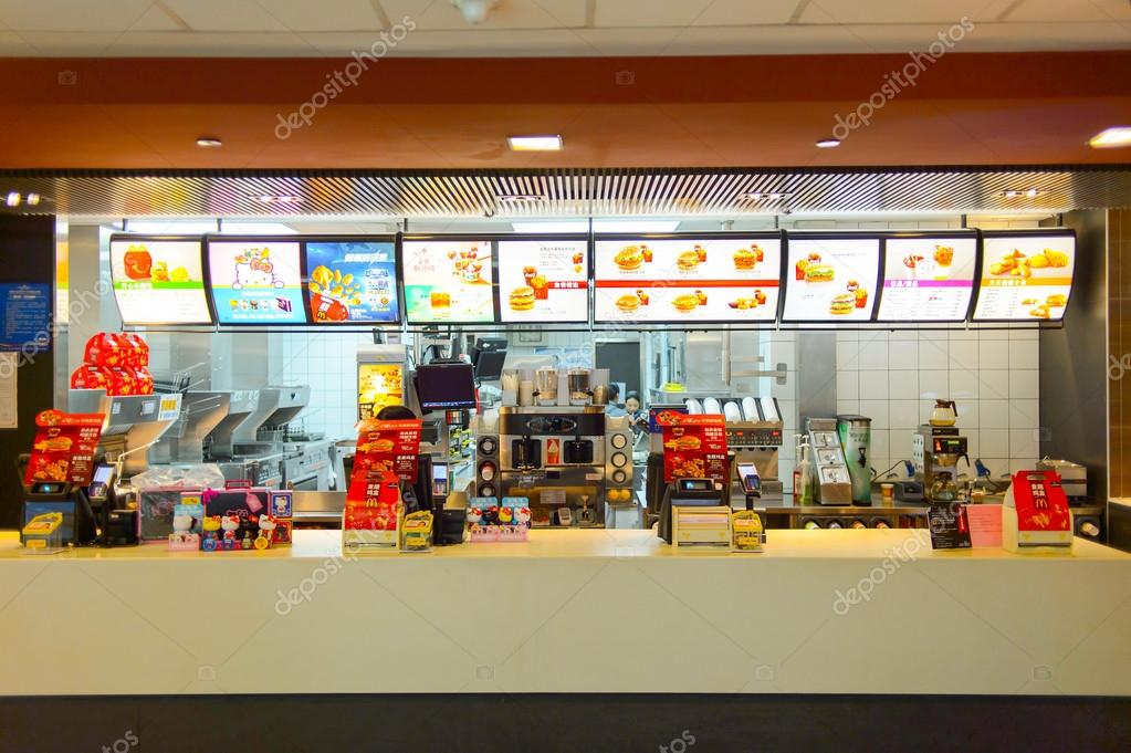 Inside Pics Of Quick Service Fast Food Restaurant