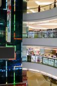 Loja comercial — Fotografia Stock