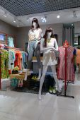 Loja comercial em shenzhen — Fotografia Stock