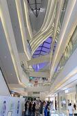 深圳市购物中心 — 图库照片