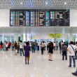 Shenzhen airport interior — Stock Photo #59320873