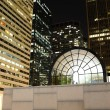 Chicago downtown at night — Stock Photo #59323209