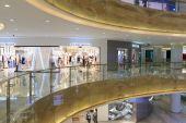 Köpcentrum i Shenzhen — Stockfoto