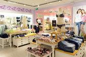 Shopping butik i shenzhen — Stockfoto