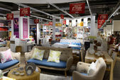Shopping Center em Shenzhen — Fotografia Stock