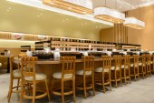 Café interior — Foto de Stock