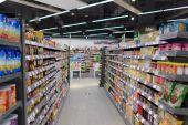Matmarknad — Stockfoto