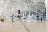 Shenzhen letiště — Stock fotografie