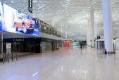 Shenzhen airport interior — Stock Photo