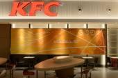 KFC restaurant — Stock Photo
