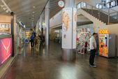 Sheremetyevo airport interior — Stock Photo