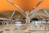 Kuala Lumpur airport interior — Stock Photo