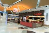Kuala Lumpur airport interior — Photo