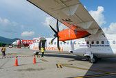 Firefly ATR-72 — Stock Photo