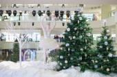 Hong Kong shopping mall — Stock Photo