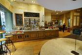 Paris-Café-Interieur — Stockfoto