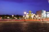 Place de la Concorde — Stock Photo