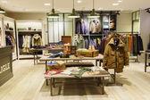 Boutique interior in Paris — Stock Photo