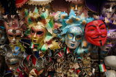 Venice carnival mask shop — Stock Photo