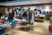 Boutique interior in Dusseldorf — Stock Photo