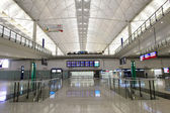 Hong kong uluslararası havaalanı — Stok fotoğraf