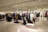 Interior moderno boutique — Fotografia Stock