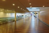 Kopenhag havalimanı i̇ç — Stok fotoğraf