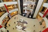 Dubai Mall linterior — Stock Photo