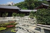 Public Nan Lian Garden — 图库照片