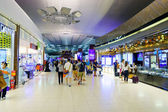 Suvarnabhumi Airport interior — Stock Photo