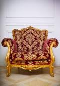 Luxurious armchair  — Stock Photo