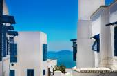Sidi Bou Said. La Gulett, Tunisia — Stock Photo