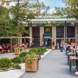 Постер, плакат: Fast food restaurant McDonalds in Moscow