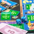 ������, ������: Monopoly game on the table