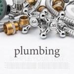 Plumbing and tools — Stock Photo #57705483